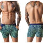 Clever Swimwear 2015 Natadola Swim Trunk - Blue