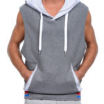 2(X)IST S/S 2015 apparel Rugby Pullover - Medium Grey Heather