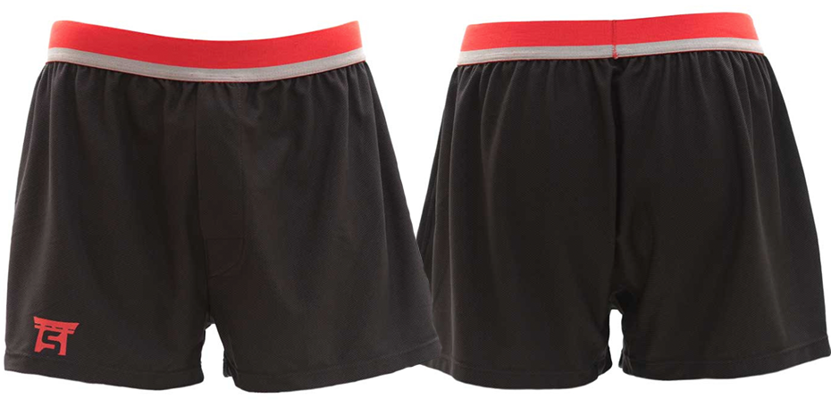 Shrine Black Boxers